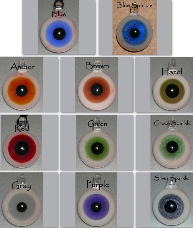 Eyeballs Evil Eyes